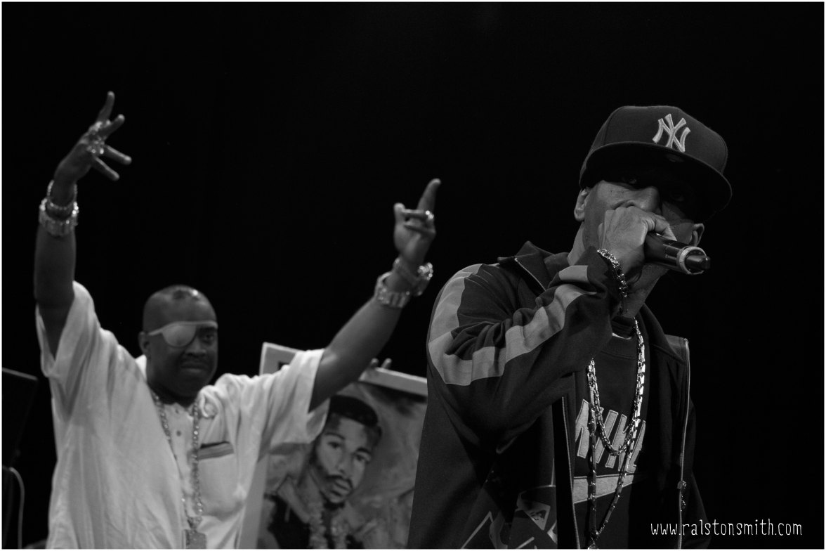 slick rick + rakim {howard theatre, dc}