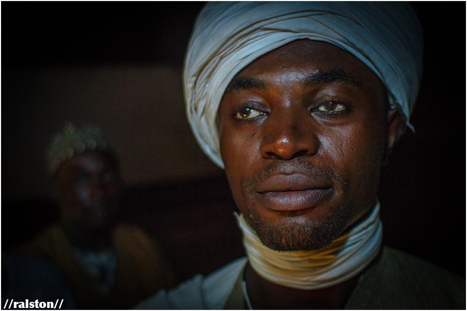 Bamoun people of Foumban, Cameroon