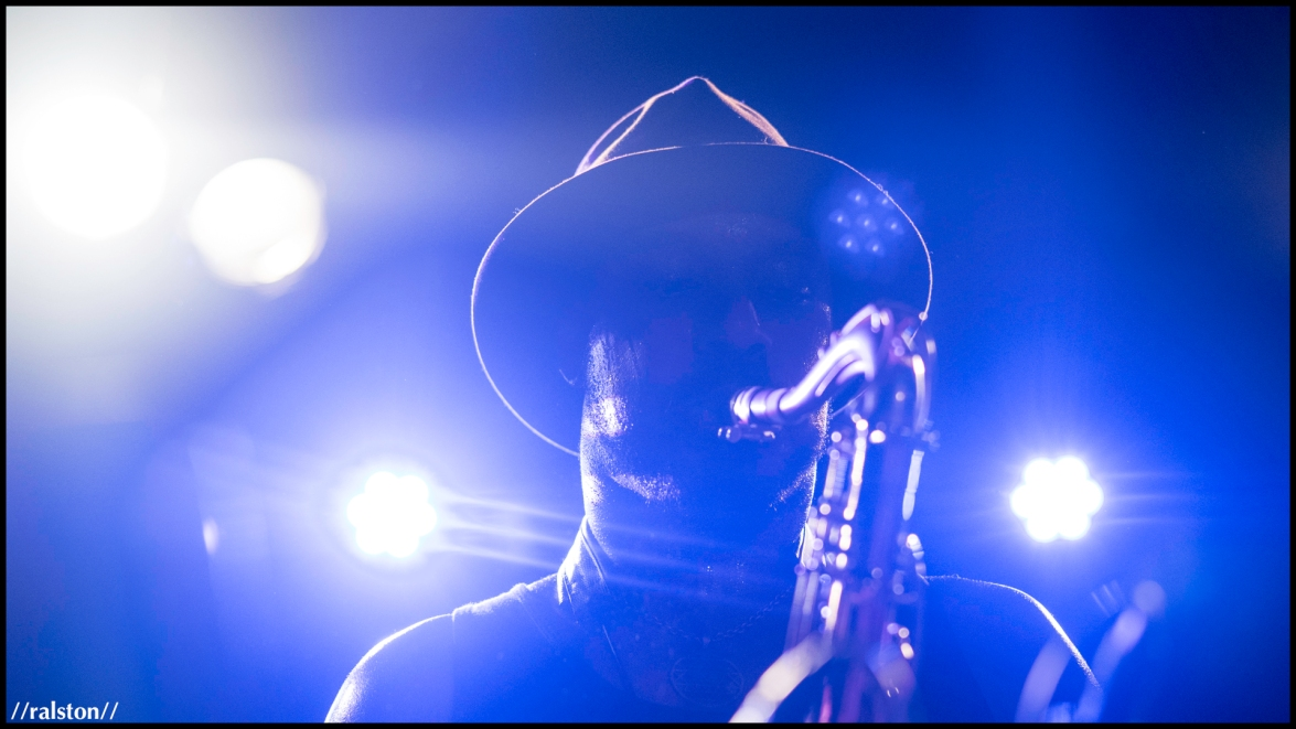 {shabaka hutchings // sons of kemet // le poisson rouge, nyc}