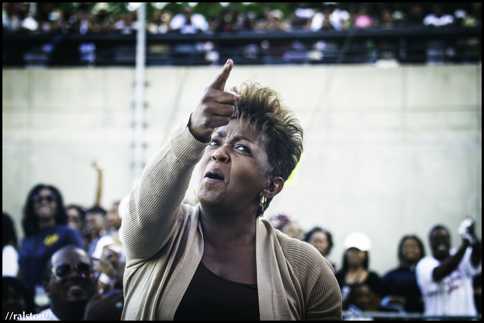 {anita baker watching rachelle ferrell perform // detroit}