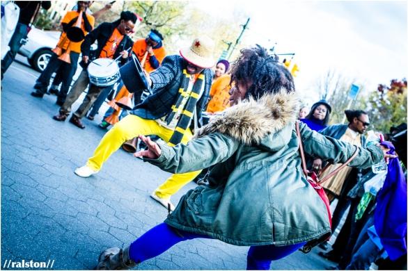 haiti cultural exchange's storytelling parade {brooklyn, ny}